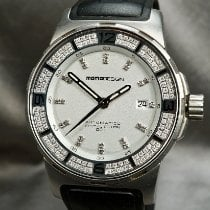 Momo Design pre-owned Automatic 44.5mm Silver Sapphire crystal