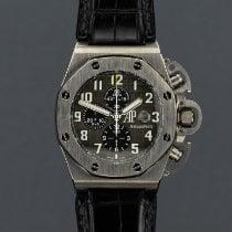 Audemars Piguet Royal Oak Offshore Chronograph Titan 57.2mm Schwarz Arabisch