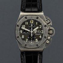 Audemars Piguet Royal Oak Offshore Chronograph Titan 57.2mm Negru Arabic
