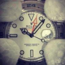 Rolex Explorer II Ατσάλι 42mm Μαύρο Xωρίς ψηφία Ελλάδα, iraklio