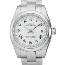 Rolex Oyster Perpetual 26 Steel 26mm White Arabic numerals United Kingdom, London