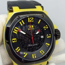 TB Buti Ceramic Automatic Black Arabic numerals 52mm pre-owned