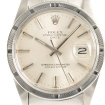Rolex 1501 Steel 1970 Oyster Perpetual Date 34mm pre-owned