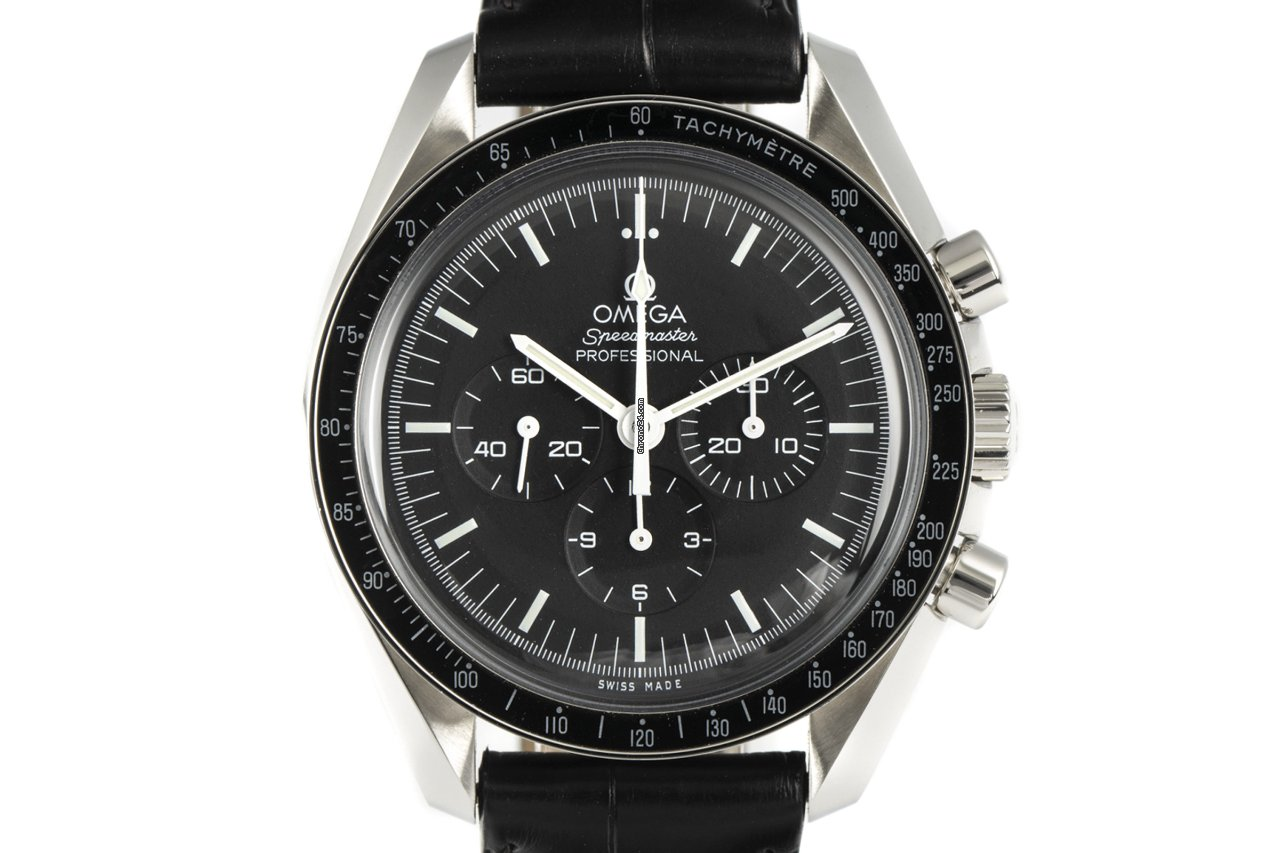 Omega Speedmaster Professional Moonwatch 311.33.42.30.01.001 2021 pre-owned