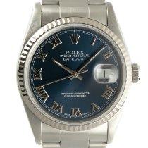 Rolex 16234 Oro/Acciaio 1994 Datejust 36mm usato