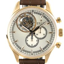 Zenith El Primero Tourbillon 18.2050.4035/01.C713 Unworn Yellow gold 44mm Automatic