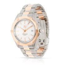 TAG Heuer Aquaracer Lady pre-owned 39mm Silver Steel