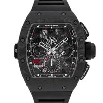 Richard Mille RM 011 Very good Carbon 50mm Automatic