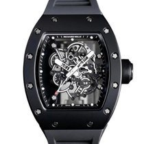 Richard Mille RM 055 Титан 49mm Прозрачный