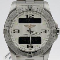 Breitling Aerospace Avantage Titanium 42mm White Arabic numerals