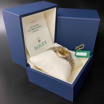 Rolex Lady-Datejust Gold/Steel 31mm Champagne No numerals United Kingdom, London