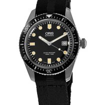 Oris 01 733 7720 4054-07 5 21 26FC Steel Divers Sixty Five new United States of America, New York, Brooklyn