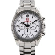 Omega Speedmaster Broad Arrow Steel 42mm White Arabic numerals