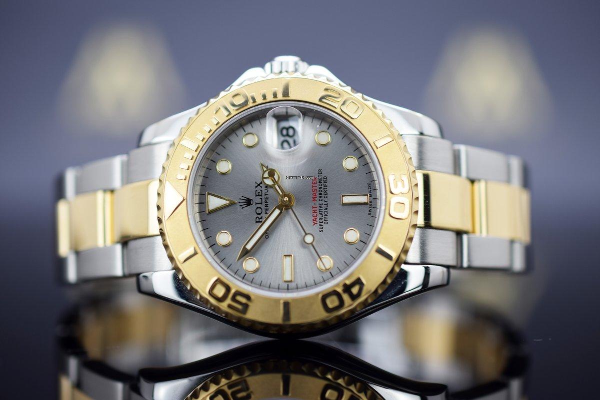 Rolex Yacht-Master 168623 2002 gebraucht