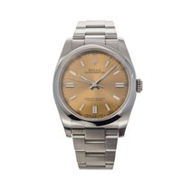 Rolex Oyster Perpetual 36 pre-owned 36mm White
