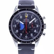 Omega Steel Manual winding Grey 40mm pre-owned Speedmaster Professional Moonwatch