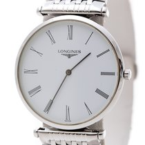 Longines Steel 33mm Quartz L4.709.4 pre-owned