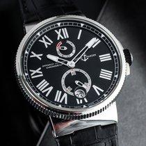 Ulysse Nardin Marine Chronometer Manufacture 1183-122 Очень хорошее Сталь 45mm Автоподзавод