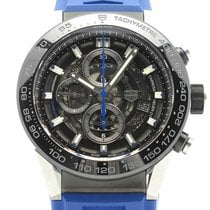 TAG Heuer Carrera Calibre HEUER 01 gebraucht 43mm Chronograph