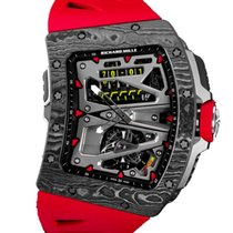 Richard Mille Carbon Manual winding RM70-01 new