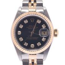 Rolex Lady-Datejust 79173G Очень хорошее Желтое золото 26mm Автоподзавод