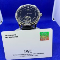IWC Portuguese Hand-Wound pre-owned 44mm