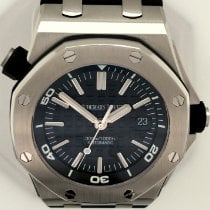 Audemars Piguet Royal Oak Offshore Diver folosit 42mm Negru Data Cauciuc