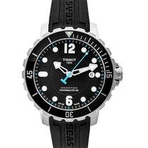 Tissot Seastar 1000 neu 2021 Automatik Uhr mit Original-Box T066.407.17.057.02