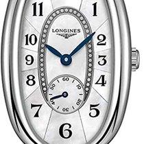Longines L2.306.4.83.6 Steel 2021 Symphonette 21.9mm new