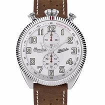Mondia Steel 45mm Automatic MI-782-SS-01SL-CP new United States of America, Connecticut, Colcester