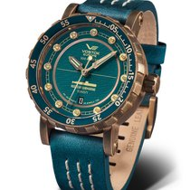 Vostok Bronze Automatic Green 46mm new