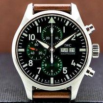 IWC Pilot Chronograph Steel 43mm United States of America, Massachusetts, Boston