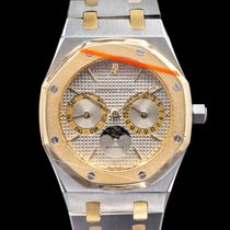 Audemars Piguet Royal Oak Day-Date Gold/Steel 36mm United States of America, Massachusetts, Boston