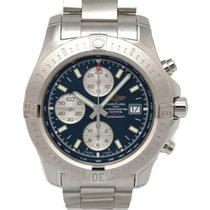 Breitling Colt Chronograph Automatic Steel 43mm Blue