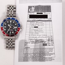 Rolex GMT-Master Steel 40mm Black No numerals United States of America, Oklahoma, Oklahoma City