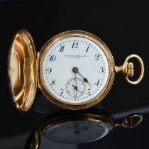 Patek Philippe Horloge tweedehands 1910 Geelgoud 33mm Handopwind Alleen het horloge