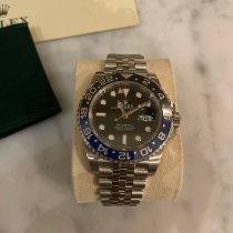 Rolex 126710BLNR-0002 Stål 2020 GMT-Master II 40mm ny
