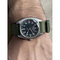 Hamilton Acier 36mm Remontage manuel W10 occasion France, Paris