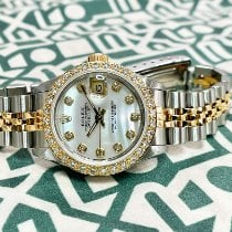 Rolex Lady-Datejust Steel 26mm Mother of pearl No numerals United States of America, California, Pasadena