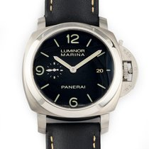 Panerai Luminor Marina 1950 3 Days Automatic Steel 44mm Black Arabic numerals United States of America, Florida, Hollywood