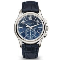 Patek Philippe Annual Calendar Chronograph new 2021 Automatic Chronograph Watch with original box and original papers 5905P