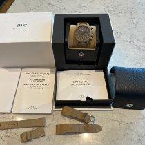 IWC Pilot Chronograph Top Gun Керамика 44.5mm