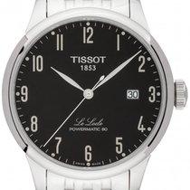 Tissot Le Locle Сталь 39.3mm Черный