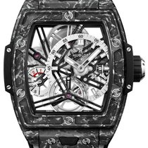 Hublot Spirit of Big Bang 645.QW.2012.RW New Carbon 42mm Manual winding