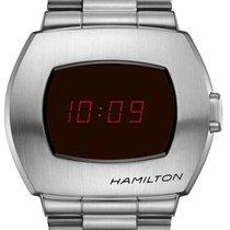 Hamilton H52414130 Neu Stahl 40.8mm Quarz Deutschland, Schwabach