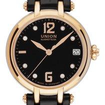 Union Glashütte Rose gold 32mm Automatic D901.207.46.056.01 new