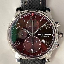 Montblanc Timewalker Steel 43mm Brown United States of America, California, Upland
