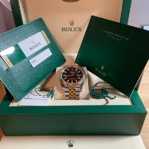Rolex Datejust 126333 Very good Gold/Steel 41mm Automatic Singapore, Singapore