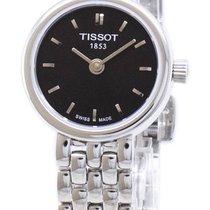 Tissot T-Lady Сталь 19.5mm Черный