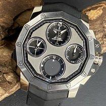 Corum neu Automatik Kleine Sekunde Limitierte Serie Verschraubte Krone 48mm Titan Saphirglas